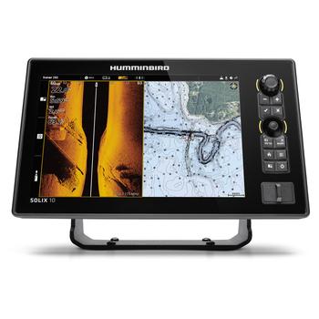Foto - HUMMINBIRD SOLIX 10 CHIRP, MSI, GPS G2