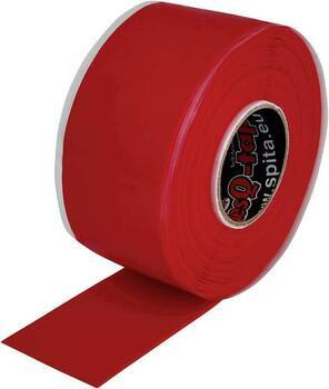 REPAIR TAPE,  RESQ-TAPE, SILICONE, RED, 3,65 m x 25 mm