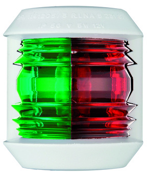 Foto - NAVIGATION LIGHT- UTILITY COMPACT, RED/GREEN