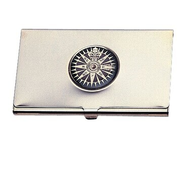 Foto - BUSINESS CARD HOLDER- COMPASS