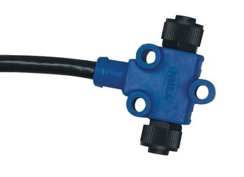 Foto - NMEA 2000 T-CONNECTOR WITH CABLE, 1 m
