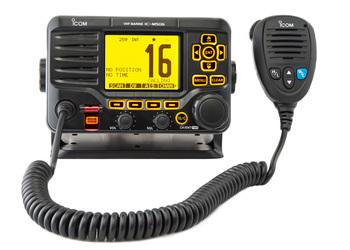Foto - VHF RAADIOJAAM- ICOM IC-M506GE