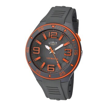 WATCH- LIMIT SPORTS, RED/GREY