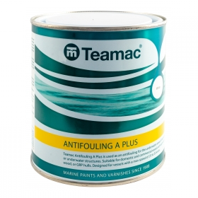 ANTIFOULING A+, TEAMAC, BLUE, 1 l