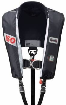 Foto - SELF-INFLATABLE LIFEJACKET- MARINEPOOL 180 N ISO, PRO-SENSOR, HARNESS