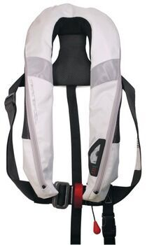Foto - SELF-INFLATABLE LIFEJACKET- MARINEPOOL 165 N, AERO PRO, WHITE