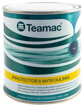 Foto - ANTIFOULING- TEAMAC PROTECTOR II, BLACK, 2,5 l