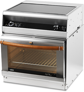 Foto - CONVECTION MARINE OVEN + STOVE- WALLAS 87D, 12 V