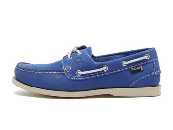 Foto - DECK SHOES- CHATHAM PACIFIC, COBALT, no.46