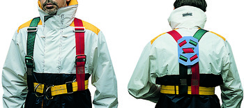 Foto - SAFETY HARNESS