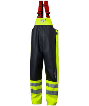 PANTS- HELLY HANSEN ALNA, YELLOW/BLACK, XXL
