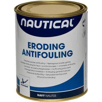Foto - ANTIFOULING- NAUTICAL, RED, 0,75 l