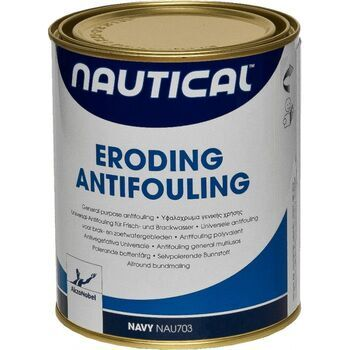 Foto - ANTIFOULING- NAUTICAL, BLACK, 0,75 l
