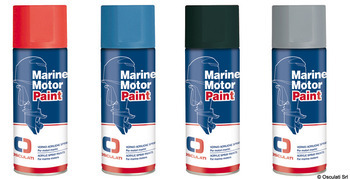 Foto - ANTIFOULING FOR PROPELLERS- OSCULATI, WHITE, 0,4 l
