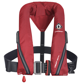 Foto - SELF-INFLATABLE LIFEJACKET- CREWFIT 165 N SPORT, AUTOMATIC, HARNESS