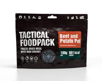 Foto - TACTICAL FOODPACK- BEEF AND POTATO POT