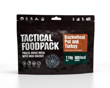 Foto - TACTICAL FOODPACK- BUCKWHEAT POT AND TURKEY