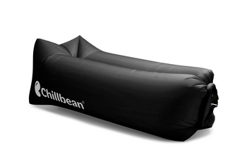 Foto - CHILLBEAN AIR LOUNGER, PURE BLACK