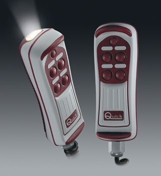 Foto - ANCHOR WINDLASS HAND HELD REMOTE CONTROL- QUICK, 2 CHANNELS