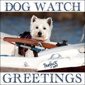 Foto - MERETEEMALINE POSTKAART- DOG WATCH