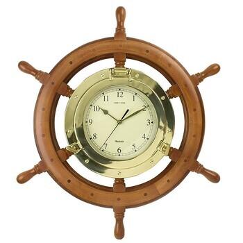 Foto - SHIPS TIME CLOCK
