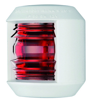 Foto - NAVIGATION LIGHT- UTILITY COMPACT, RED