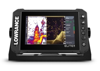 Foto - LOWRANCE ELITE FS 7 ACTIVE IMAGING WITH 3-IN-1 TRANSDUCER
