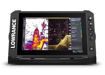 Foto - LOWRANCE ELITE FS 9 ACTIVE IMAGING WITH 3-IN-1 TRANSDUCER