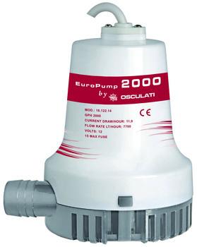 Foto - PILSIPUMP- EUROPUMP II 2000, 12 V