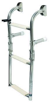 Foto - FOLDABLE LADDER, 3-STEPS, 63 cm